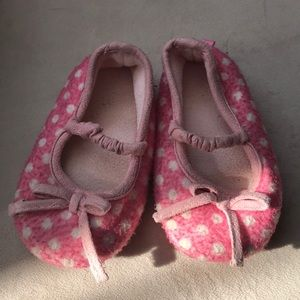 Girls slippers